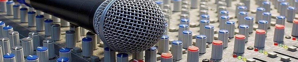 Επισκευές και ενοικιάσεις επαγγελματικών μηχανημάτων ήχου