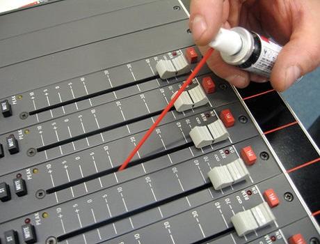 Επισκευή μίκτη ήχου