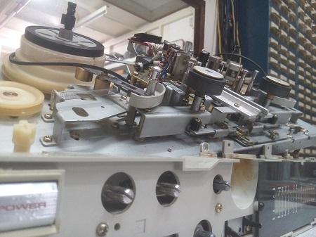 akai magnetoscope service