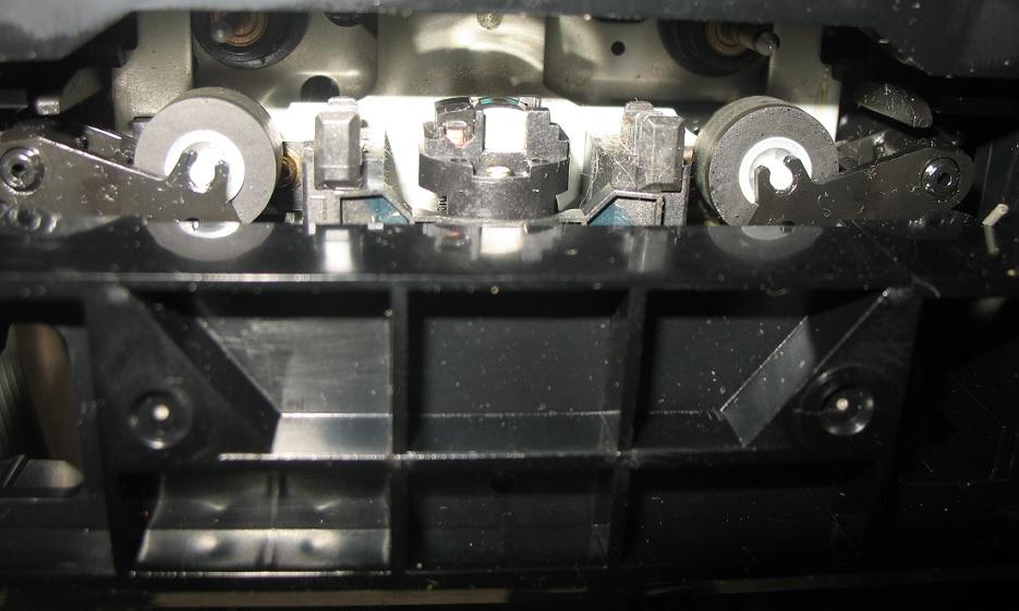 technics pinch roller