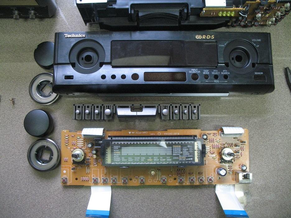 technics st-ca10 ποτενσιόμετρο επισκευή