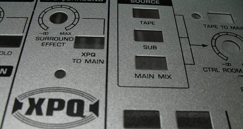 mixer ήχου Behringer