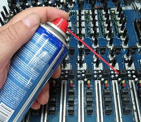 service mixer ηχου