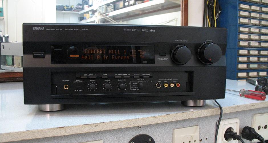 service yamaha audio