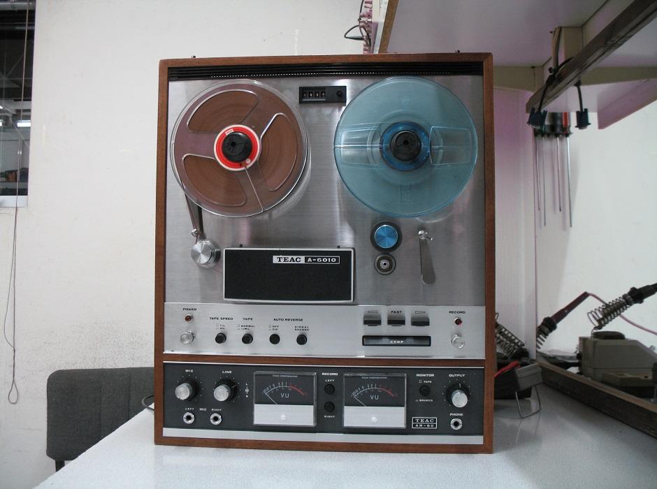 μαγνητόφωνο teac a-6010
