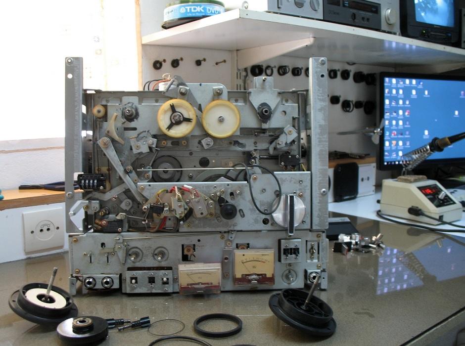 επισκευή μπομπινοφώνου sony