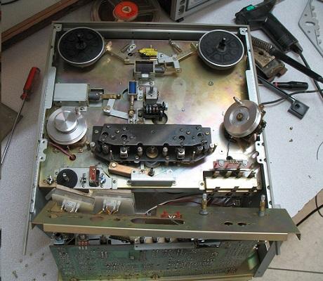 μαγνητόφωνο επισκευή και ανταλλακτικά