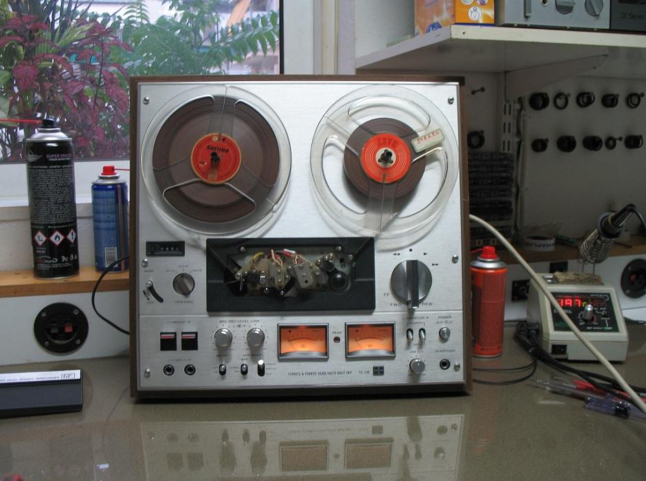 μαγνητόφωνο sony επισκευή