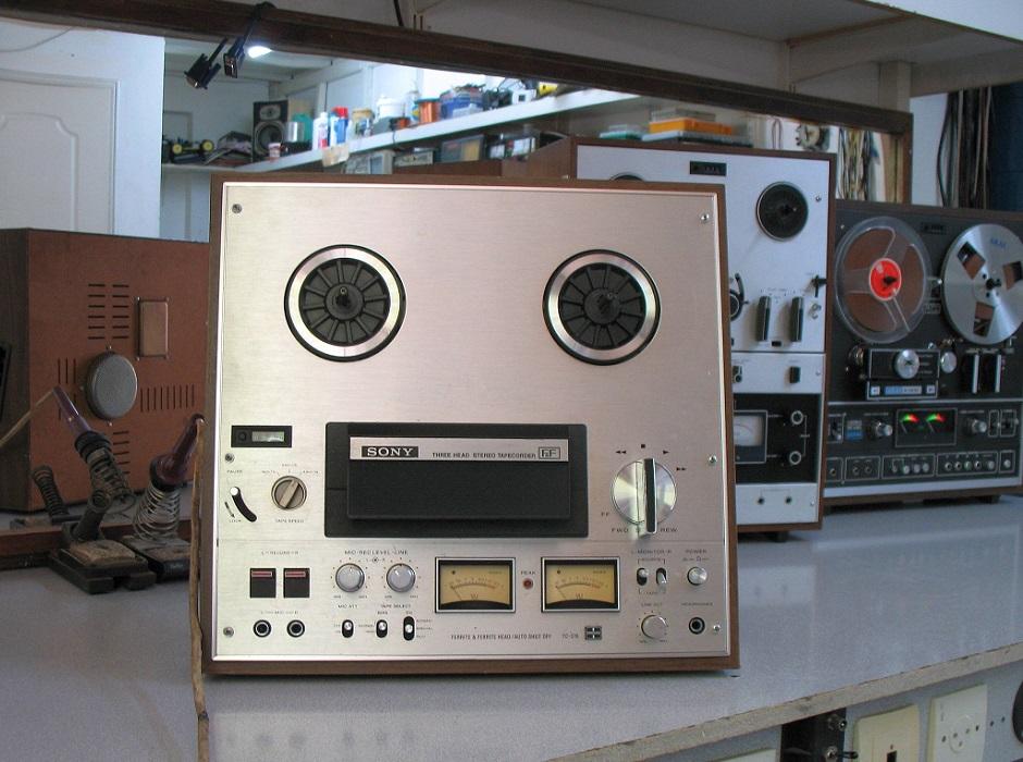 μπομπινόφωνο για επισκευή sony tc-378