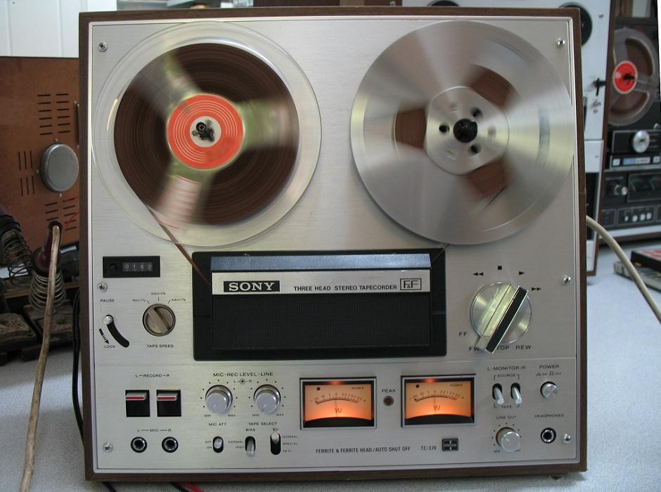 Sony tc-378