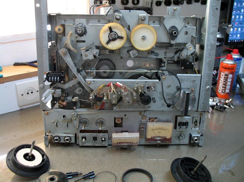 sony μπομπινόφωνο επισκευή