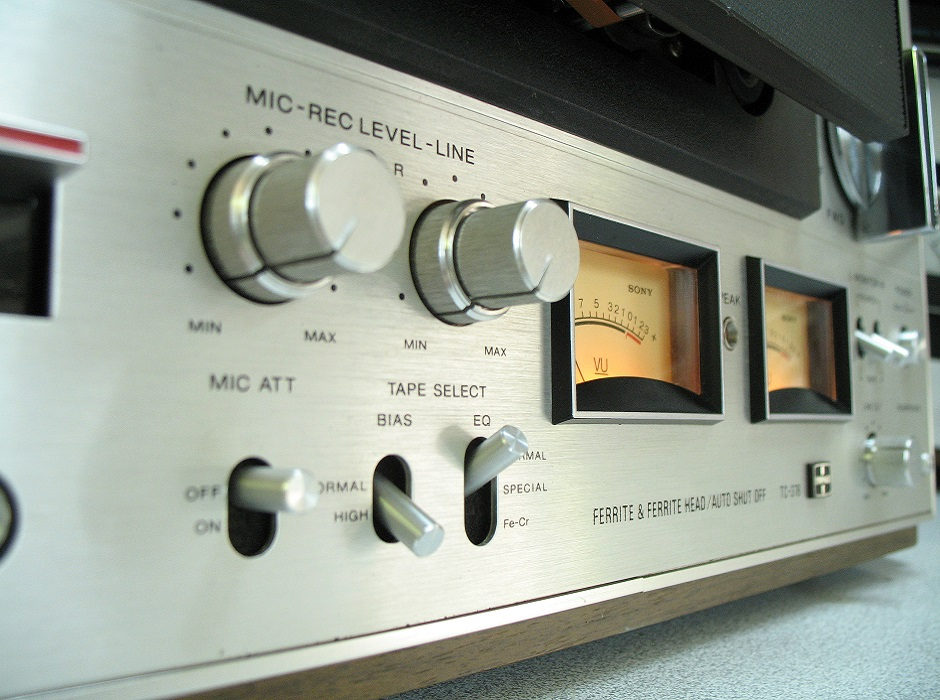 sony reel to reel service