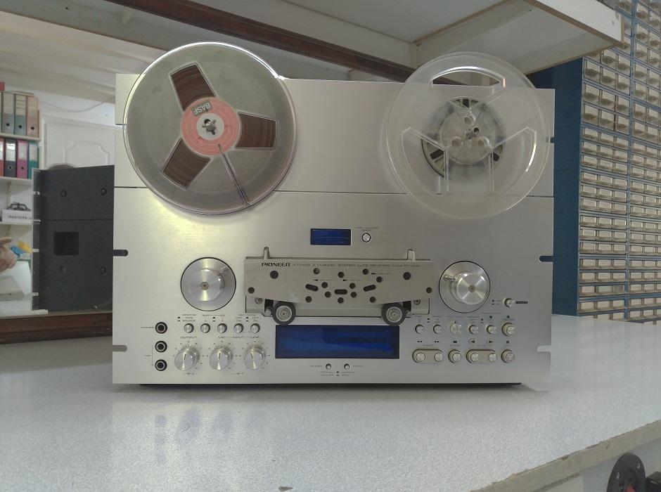Μπομπινόφωνο Pioneer RT-909 επισκευή