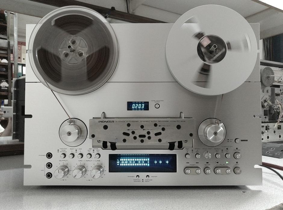 service μπομπινόφωνο pioneer RT-909
