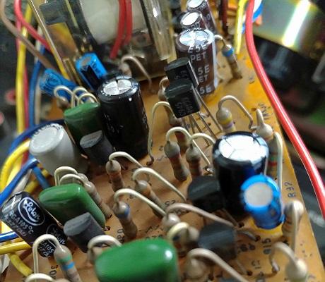capasitors teac a-300