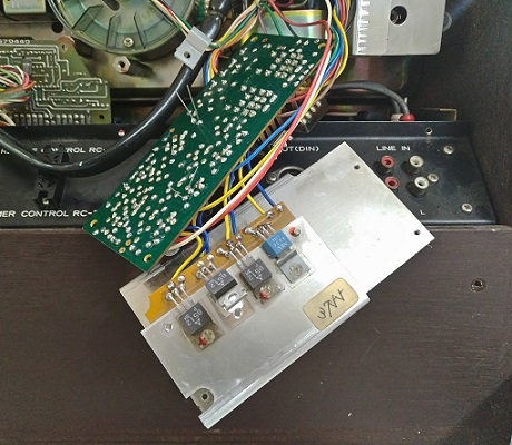 transistors teac