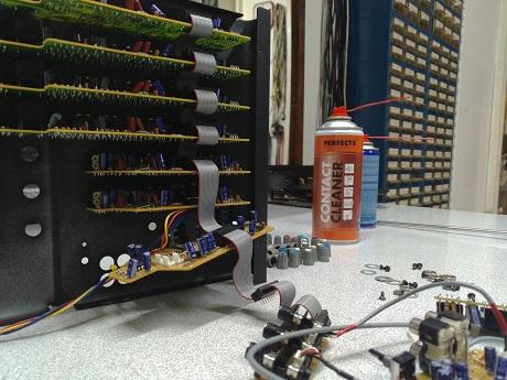 μίκτης ήχου επισκευή