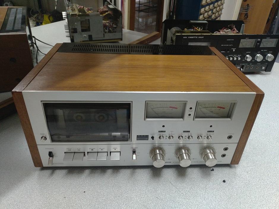 Pioneer CT-F9191 κασετόφωνο επισκευή