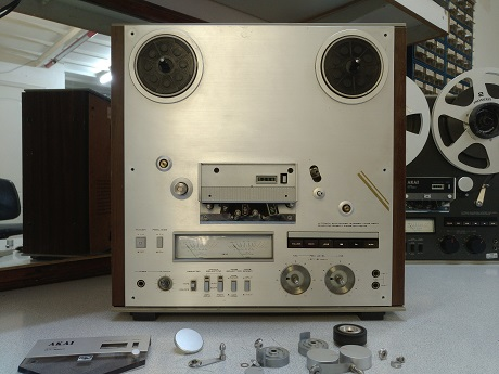 REEL TO REEL AKAI GX-620