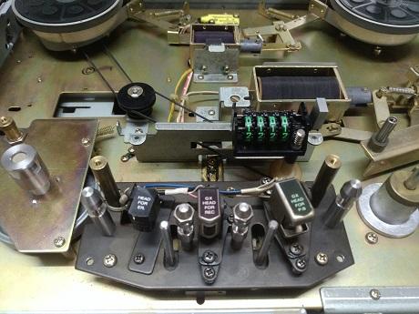 service reel to reel akai gx-620