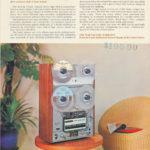 Μπομπινόφωνο Dokorder 8020 επισκευή