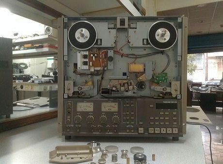 Μπομπινόφωνο Tascam br-20