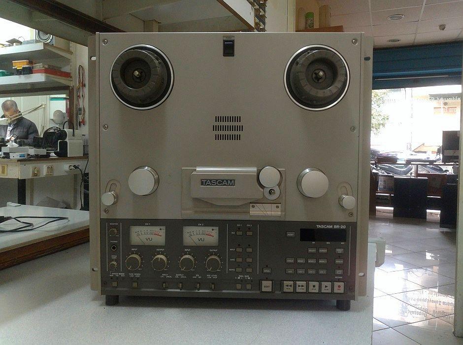 Μπομπινόφωνο TASCAM BR - 20