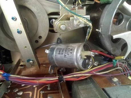 capacitor reel to reel dokorder