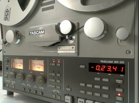 tascam clean service