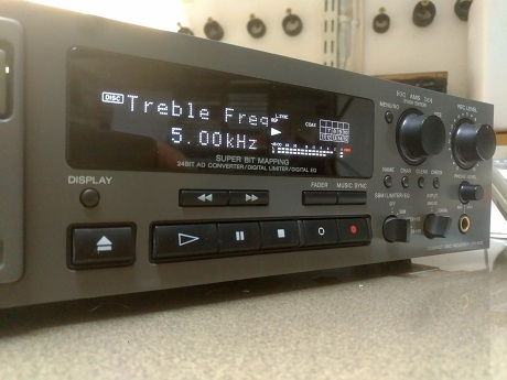 cd-rec service sony