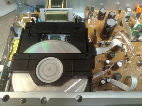 sony cd επισκευή - συντήρηση