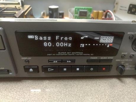 sony service cd recorder