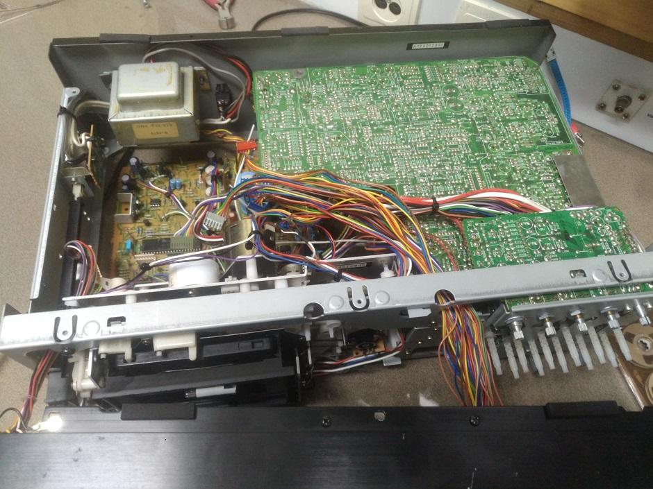 nakamichi zx9 parts