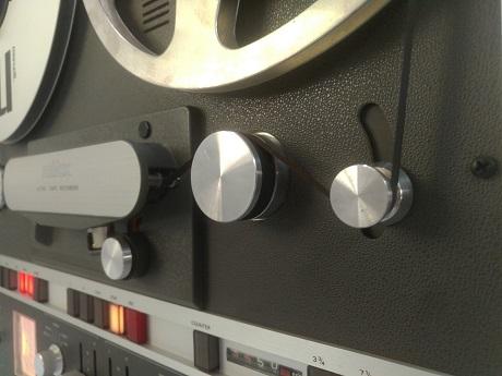 συντήρηση μαγνητοφώνου studer revox