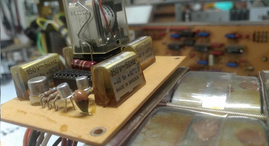 capacitors rifa problem