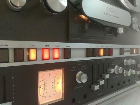 mpompinofono revox-a700