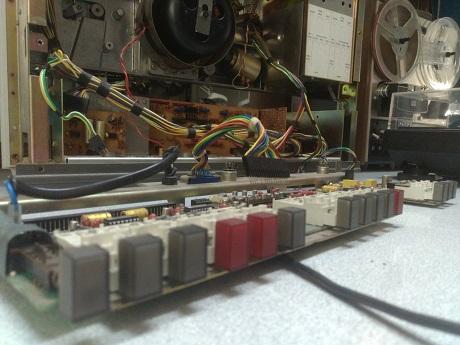 revox control board