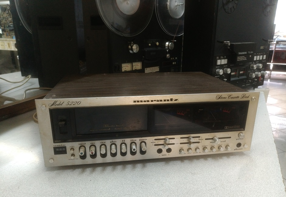 marantz model 5220
