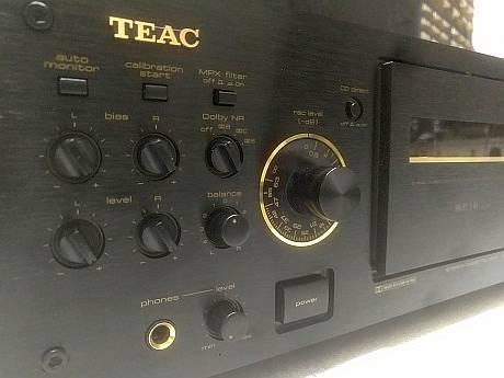 μαγνητόφωνο επισκευή τεακ 6030