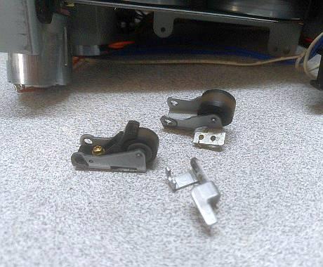 teac v-6030s pinch roller