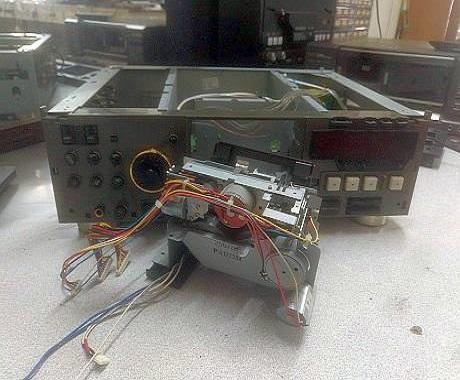 teac v-6030s service