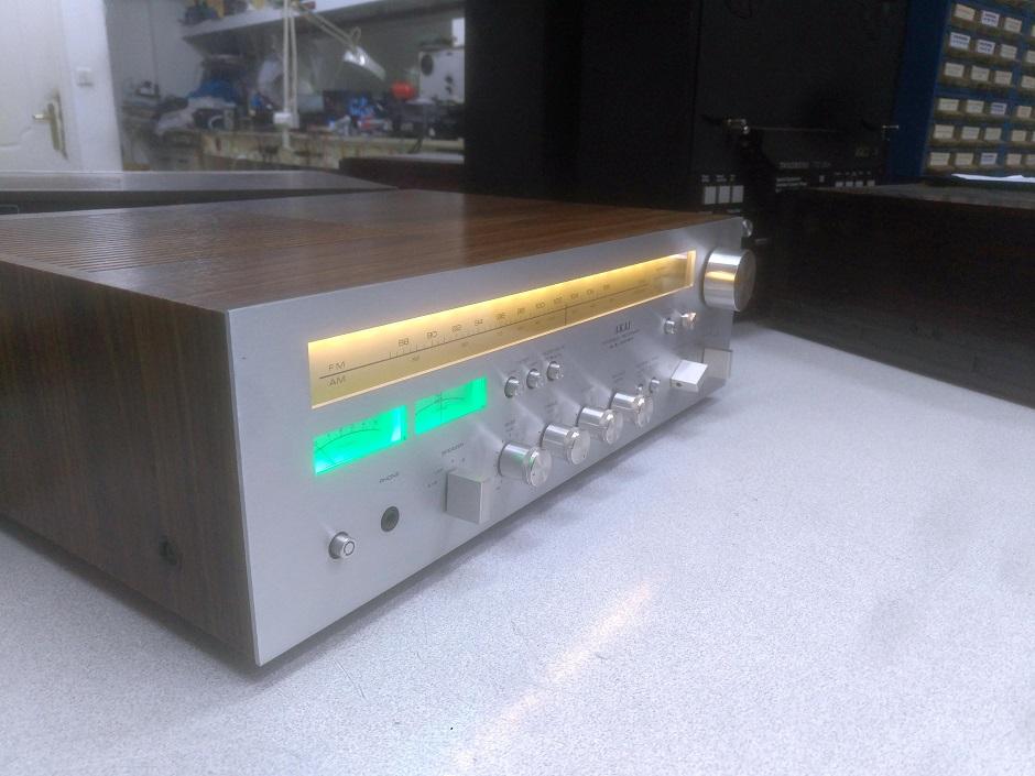 akai ραδιοενισχυτής επισκευή