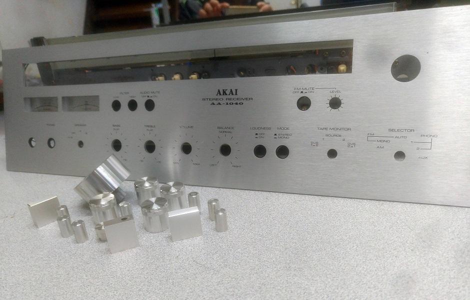 clean akai aa-1040