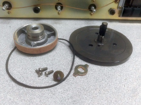 reel to reel revox brakes
