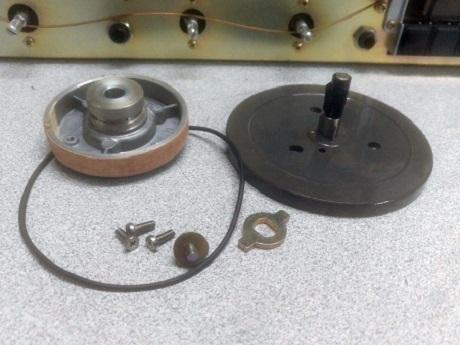 reel to reel revox brakes