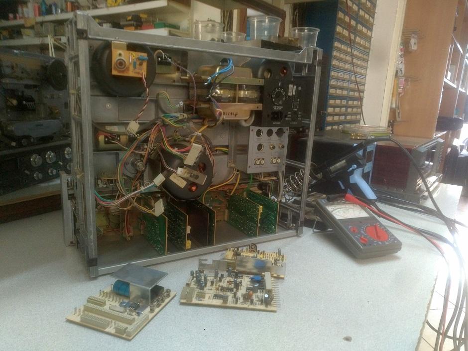 revox parts boards