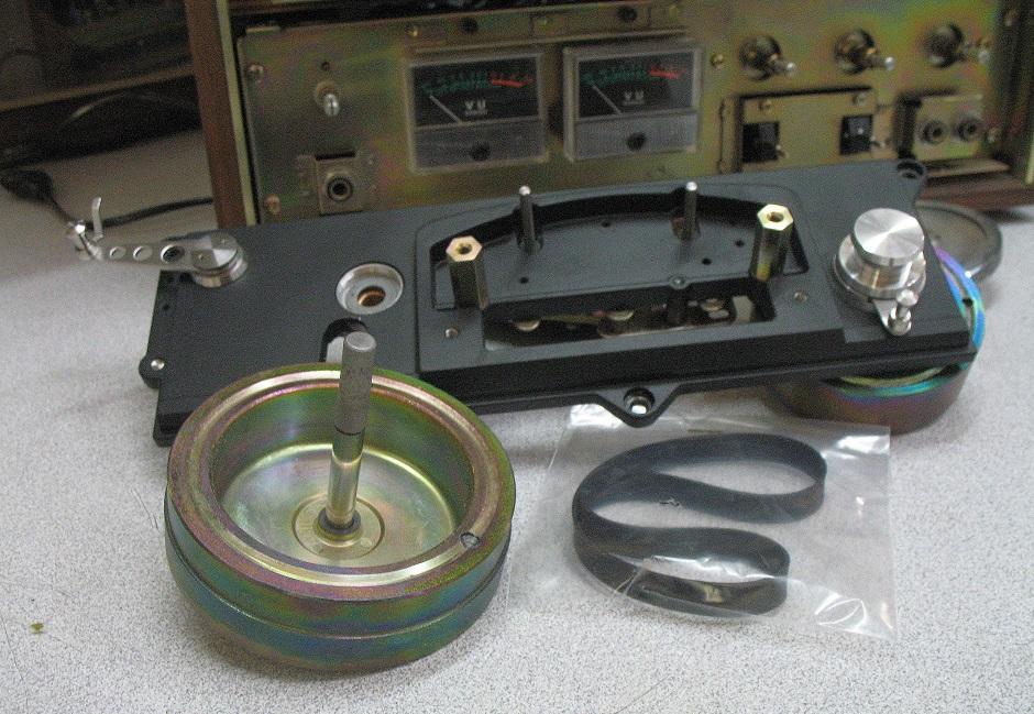 sansui sd-5000 belts