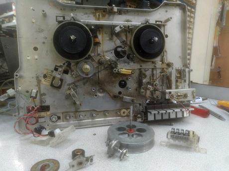 φιλιπς μπομπινοφωνο επισκευή
