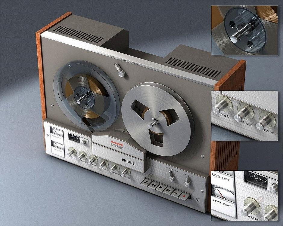 Philips N4407