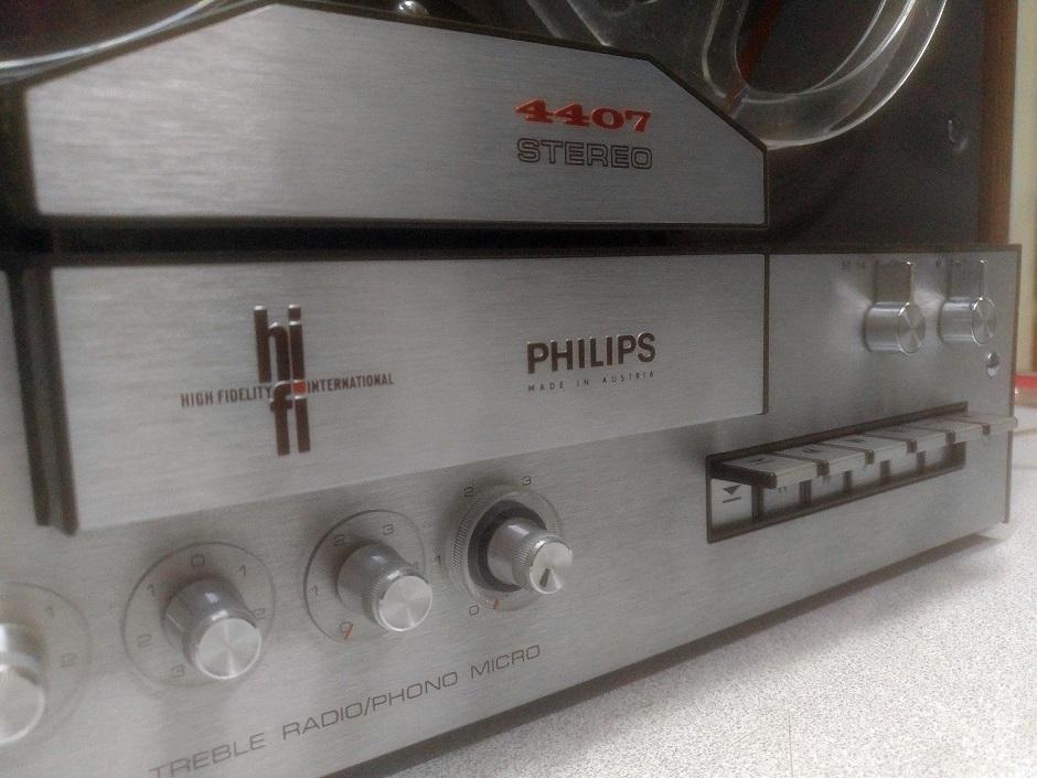 philips 4407 - stereo